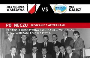 Polonia - MKS Kalisz
