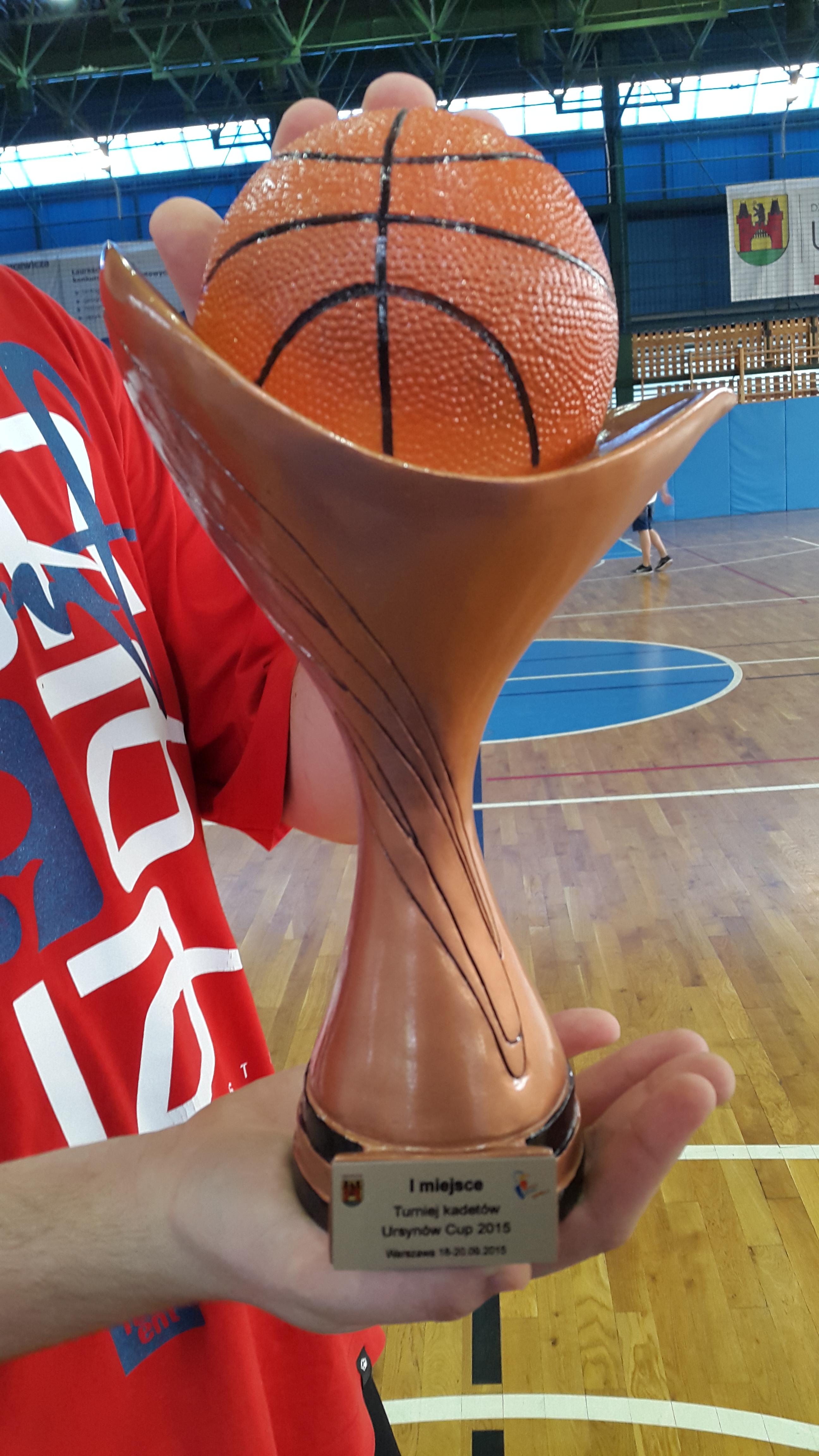 Puchar za I miejsce1